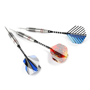 Darts Professional High-end Dart Needle Stainless Steel Tip With Aluminum Alloy Shafts Stem Beautiful Appearance