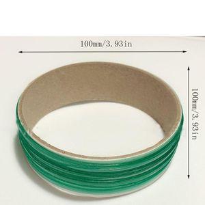 500 cm de vinilo envoltura de cinta de acero sin azúcar Línea de diseño de cinta adhesivos de automóvil herramienta de corte de película de vinilo de películas de embalaje Accesorios de cinta H JLLLXZH