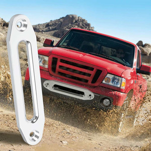 12000lbs Winch Rope Guide Hawse Aluminum Fairlead for Off-road 4WD car