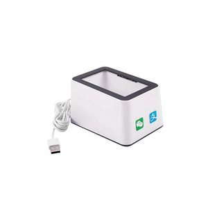 USB AAAJ-проводной сканер штрих-кода QR Code Reader Versatile сканирования Hands-Free Scan для магазинов Супермаркеты