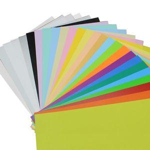 10pcs Shrink Films Kit Shrinky Art Film Paper Colorful Heat-Shrink Sheets for DIY Craft Keychains Accessories, Random Color