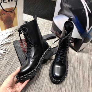 Patchwork Sole Woven Shoe Big Boots Genuine Leather Women Boots New Stylish Good Quality 2021 Ankle for Women