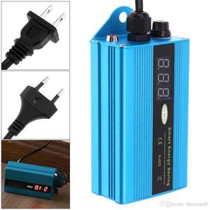 Hot sale 50KW 90-265V Intelligent Energy Saving Box Smart LED Power Saver Device Home Electricity Bill Killer Up to 35% EU   US Plug