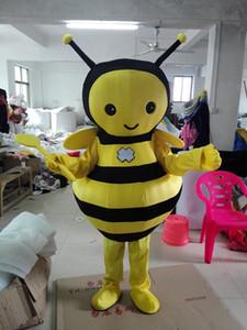 Douyin con lo stesso netto rosso piccolo yellow anatra mascotte bambola costume adulto a piedi piccolo cartone animato ape