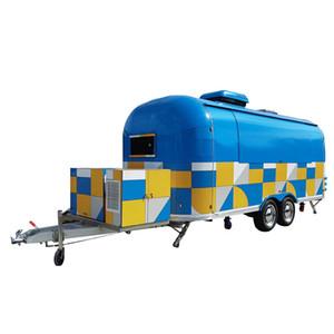 Mavi Gıda Kamyon Mobil Gıda Fragman