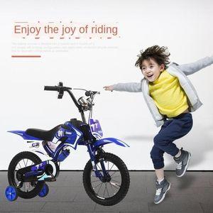 High Quality Brand Children's Bicycle 12 14 16-Inch Big Boy Girl Baby Boy Kids Bike Children's Motorcycle Bicycle