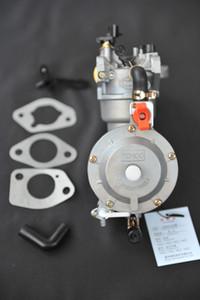 LPG карбюратор для водяного насоса 173F GX240 двойного топливо карбюратора