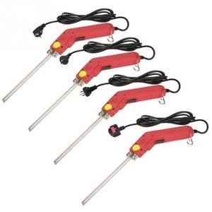 Taglio 200W elettrico Schiuma Cutter Lama Schiuma macchina del legare di calore attrezzi per tagliare Accessori