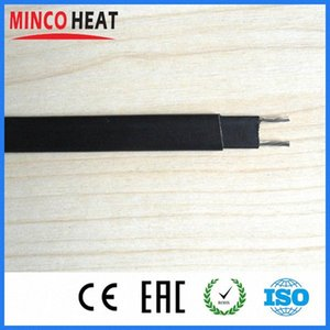 Wholesale-Supply 120V 240V types water pipe anti-freeze self regulating freeze protection pipe heating cable qnx1#
