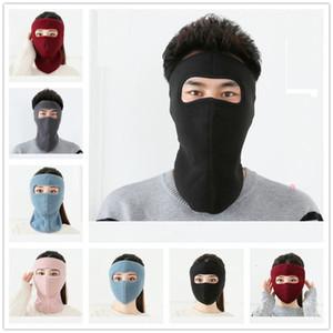 Hiver Polaire Masque Visage Masques Skimasks Plein adulte nilong fangshai toutao Outdoor Sport Trooper masque vélo écharpe moto Couvre-chef NOUVEAU F101602