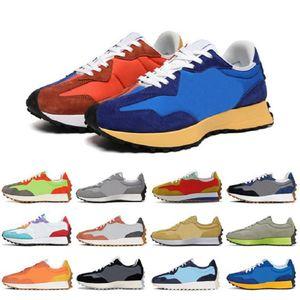 new balance 327 nb 327  أزياء الرجال الاحذية فخر الرأس الجدد الشعلة المشي خمر النساء الرجال مدرب الرياضة في الهواء الطلق أحذية رياضية chaussures zapatos SCARPE