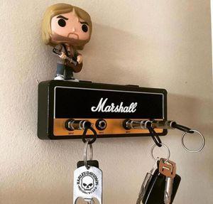 Marshall Padrão Titular Jack guitarra elétrica de armazenamento presente Amplificador Vintage Ii 2.0 cremalheira Keychain Key cremalheira JCM800 Key Amp qylIB