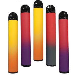 Pro MAX VAPLE VAPE BLINS 2-IN-1 Double Tank Interruptor de botones 7ML 500mAh Kits de inicio vacío Vaporizador Pens Kit de Ecigs 10pcs / Caja Hecho a medida
