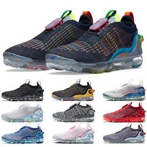 Top Tn Xamropav 2020 Running Shoes Men Women Pure Platinum Dark Grey Deep Royal Blue Mutil Mens Womens Trainers Sports Sneakers Size