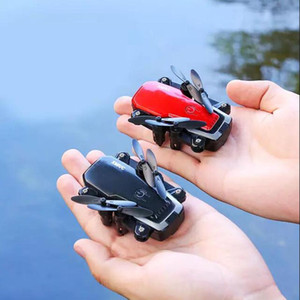 LF606 Mini RC Drone с 4K 5MP HD камерой складные беспилотные высоты удерживают D2 Pocket Prepseional Quadcopter Dron подарочные игрушки для мальчиков. # YTU