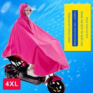 Oxford Poncho Mask Oxford Battery Electric Motorcycle Raincoat Fabric Waterproof Mask Thickened Car Battery Cloth Car Motorcycle Oxford Ukol
