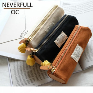 Old cobbler NEV ER FULL Best-selling cosmetic bag NF coated canvasTote bag fashion Multiple color customization DHL free shipping