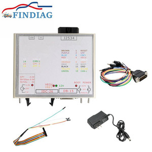 Aracı Güç Kutusu Yüksek Kaliteli OpenPort J2534 KTMFLASH ECU Okuma ve Yazma Programlama JTAG J2534 Araç ECU için