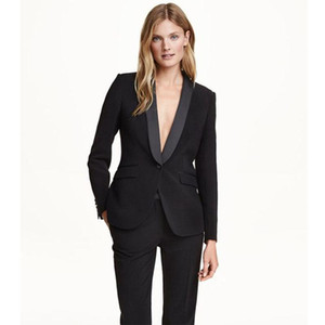 Women Evening Pant Suits Mother Of The Bride Women Pant Suits With Sleeve Jacket Slim Fit Cstm Tailor Formal Wear Career