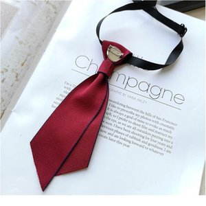 Hand-made Bow Tie Necktie High Quality Women's Career Suit Shirts Student College Wind Business Small Tie Bowtie Gift jllUET