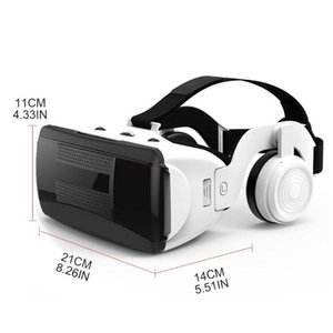 3D Glasses Headset Mini Compact Light Weight Comfortable Deep Immersive X3UC