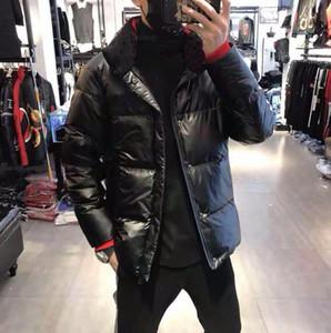 20FW مصمم رجالي أسفل الستر معطف الشتاء ستر للرجال سترة واقية مع رسائل Outdoorwear الملابس بالجملة الحجم XL-4XL