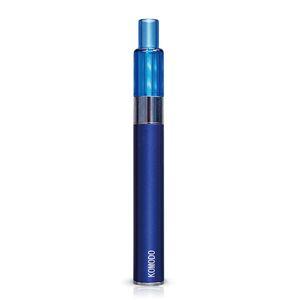 Original de fábrica Komodo Vtank-X Kit AIO Vape Pen Kit E Kit de cigarro com 280mAh Pré-aqueça o Battery 0,3 ml de vidro Cartucho Leak gratuito