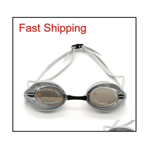 Eyewear Unisex Swimming Goggles Anti-Fog Uv Protection Waterproof Surfing Professional Swimming Glasses Adult Swim Goggles Men Women Yh6Pf