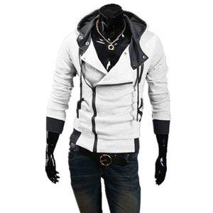 New Sale Men Sweatshirts Hoodies Male Tracksuit Hooded Jackets Fashion Casual Jackets For Men Assassins fz2360
