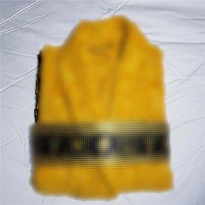 Марка Барокко Sleep Robe жаккард Войти Халат Мужчины Женщины Robe высокого качества Unisex Night Robe Luxury Одеяние M L XL