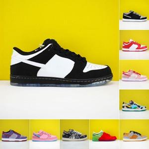 2020 SB ombra scarpe casuali dunk Chunky Dunky Travis Scotts X prugna viotech Stranamore panda piccione bassa Università rosso delle donne scarpe da ginnastica