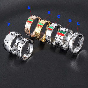 Titanium Stainless Ste silver skull rings moissanite anelli bague for mens and women Party promise championship jewelry lovers gift with box