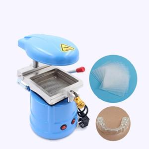 plastificatrice dentale da laboratorio Piccolo odontoiatrica vuoto ex Vacuum Forming e macchina per lo stampaggio di materiale orale strumento fare