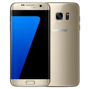Восстановленные оригинальные Samsung Galaxy S7 Edge G935F G935A 5,5-дюймовый четырехъядерный Core 4 ГБ ОЗУ 32 ГБ ROM 12MP 4G LTE телефон DHL 5 шт.