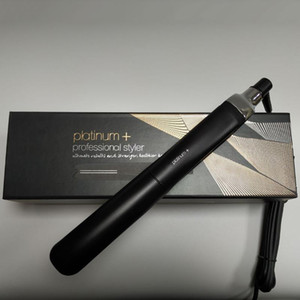 Fast shipping!Arrival Platinum+ Ceramic Flat Iron Professional Hair Styler Hair Curler Straightener Plate Tools
