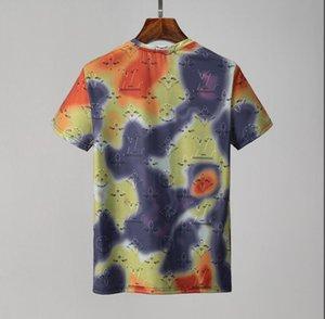 2021L Yeni Erkekler Kadın Tasarımcı T Shirt Ceketler BB Erkek Giyim Tops Tee Gömlek Nakış Baskı V Casual Top Tees