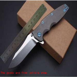 Zero 0392 Newer Titanium Tolerance recommended knives ZT folding knife camping hunting knife folding 1pcs free shipping 2BGAk QYNF