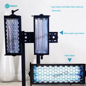 Fabbrica professionale commerciale sterilizzatore Potenza 72W Lampada UV-C Lunghezza d'onda 253.7nm coperta utilizzare una protezione Safty