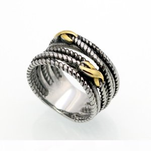 Women featured item stainless steel Antique Silver color Awareness sign ring 1pcs drop shipping