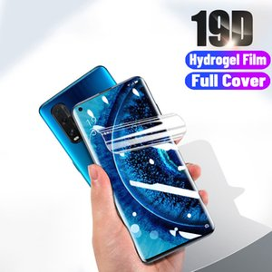 19D Full Cover Hydrogel Film For Samsung Galaxy S10 Plus S9 S8 Screen Protector For Samsung Note 10 Plus 8 9 Film Not Glass