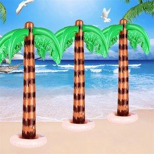 Inflable Jumbo Coco Árboles Espesar PVC Gran inflación Lifelike Cactus Fit Beach Hawaiian Party Decoración en stock 11 88Jy E1