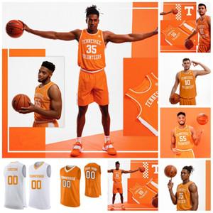 Volstanese Volontaires 2020 Lamonte Turner Grant Williams Drew Pember Bowden Brock Jancek Zach Kent Yves Pons Pons College Basketball Jersey