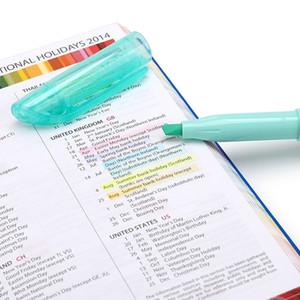 PILOT SW-FL Frixion 6 12pcs Erasable Highlighter Pastel Color Fluorescent Marker Pen 12 Colors Japan 201203