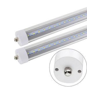 LED tubes FA8 T8 6ft 8ft Led Tube Lights High Super Bright Warm White Cool White Led Fluorescent Tube AC85-265V