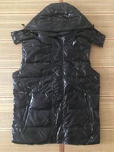 El nuevo diseñador de hombres y mujeres del invierno abajo concede las chaquetas de plumas Weskit clásico para mujer del abrigo de chalecos casuales