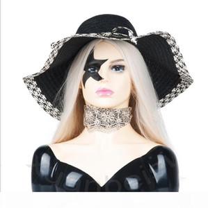 52cm Schal Schmuck Perücke Bald Puppen Mannequin Anzeige Maniqui Realistische Ohrringe für Bust Hat Halter Leiter Verkauf jjKTf topscissors
