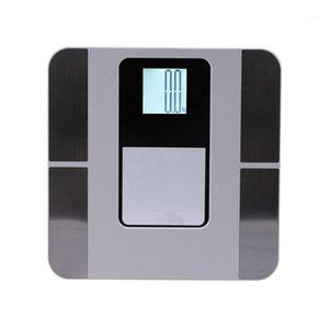 Bluetooth 플로어 비늘 바디 팻 전자 저울 욕실 180kg / 400lb 스마트 디지털 밸런스 1