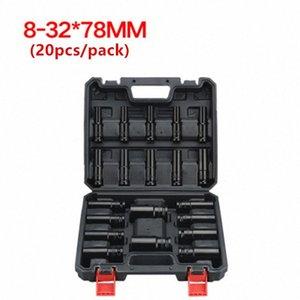 1/2 hex Verlängerungshülse Elektroschrauber Ratschenschlüssel Auto-Reparatur spezielle Hülse Werkzeug 8-32mm g6x5 #