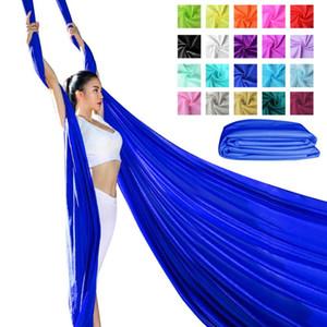 PRIOR FITNESS 9Yards 8.2m Yoga Aerial Silks Fabric for Acrobatic Yoga swing Silk Dance Hammock