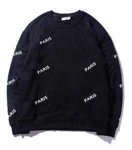 Internationaler Bestseller Rundhals-Buchstabe Pullover Reine Baumwolle Moderne Noble Mantel Sweatshirt Hoodie Shirt Sportswear Jacke